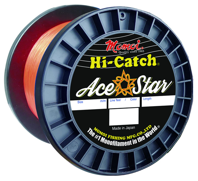 40 lb Momoi Hi-Catch WIND-ON Leader